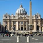 Giubileo a Roma in famiglia