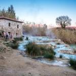Cascate del Mulino, paradiso a Saturnia Toscana