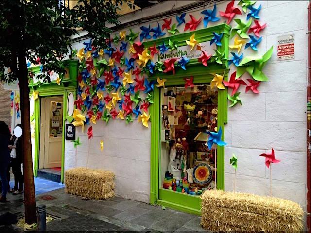 negozi di giocattoli europa