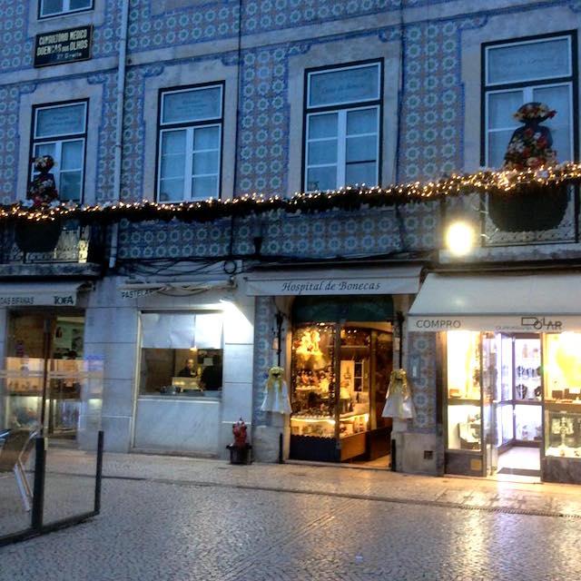 negozi di giocattoli per bambini Lisbona