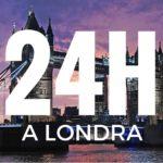 Londra in 24h per famiglie
