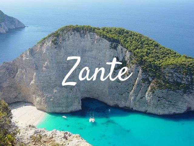 spiaggia relitto Zante