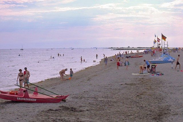 spiagge friuli venezia giulia
