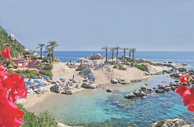 spiaggia resort Sardegna