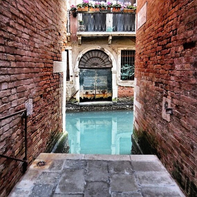 le calli di venezia