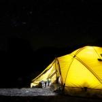 Campeggio in tenda: 10 consigli utili