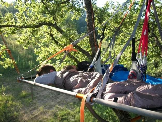 Casa sull 39 albero dove e come dormire - Casa sugli alberi ...