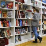 Un viaggio in biblioteca