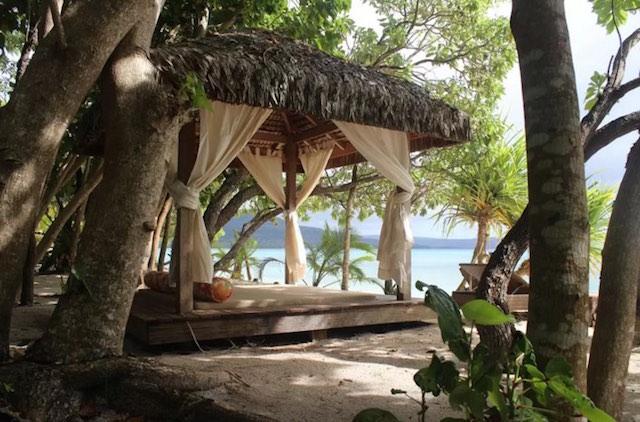 isola privata vanuatu