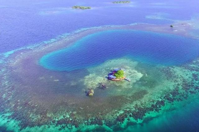 isola privata