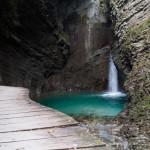 Kozjak, la cascata più bella di Slovenia