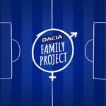 Dacia,  uno stadio per famiglie