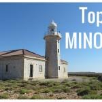 Top 3 Minorca, le cose meravigliose