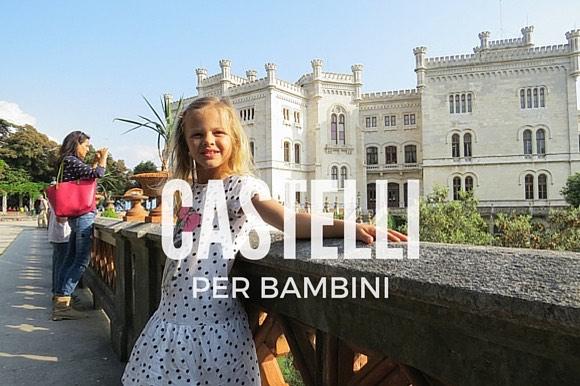 castelli per bambini
