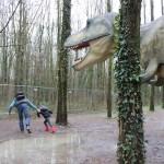 A caccia di dinosauri a San Prospero