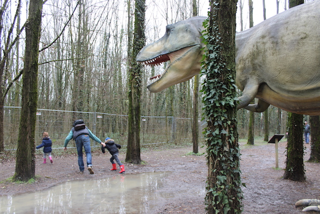 dinosauri a san prospero