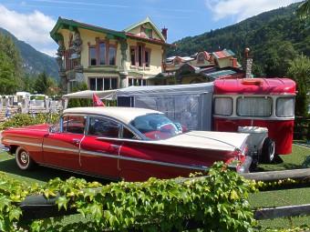 campeggio in austria