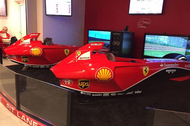 Ferrari a Modena