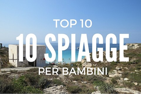 top 10 spiagge