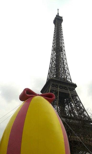 viaggio a parigi primavera