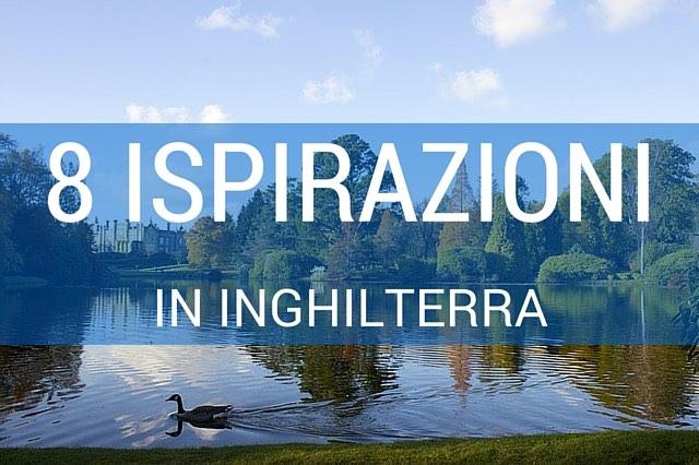 inspirazioni in inghilterra
