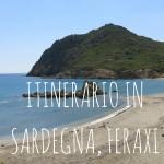 Feraxi, una vacanza a sud della Sardegna
