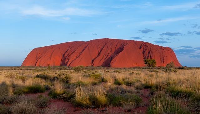 avventura in australia