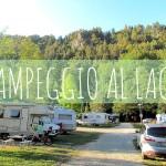 Campeggio al lago di Bled con i bambini