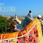 I colori di Barcellona