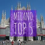 Milano Top 5 con bambini