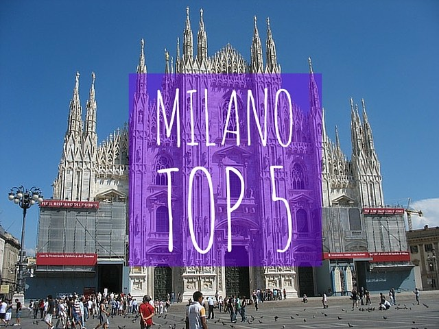 milano top 5