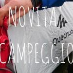 4 novità campeggio & aria aperta