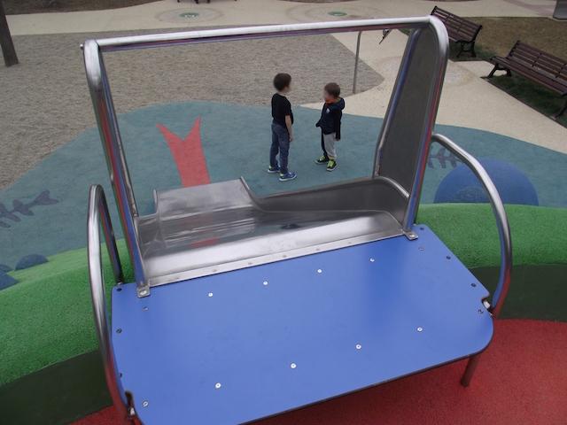parchi giochi accessibili