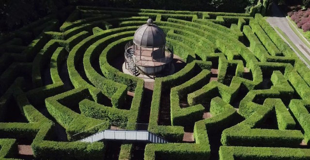 labirinto sigurtà