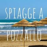 Le spiagge di Pozzallo in Sicilia