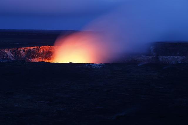 mostra vulcani milano
