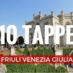 10 tappe in Friuli Venezia Giulia con bimbi