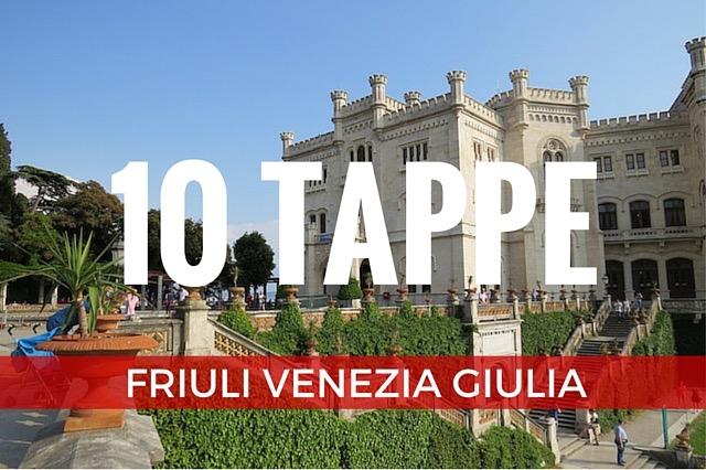 10 tappe in friuli venezia giulia con bimbi bambini con for Progettazione giardini friuli venezia giulia