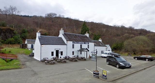 pub in Scozia