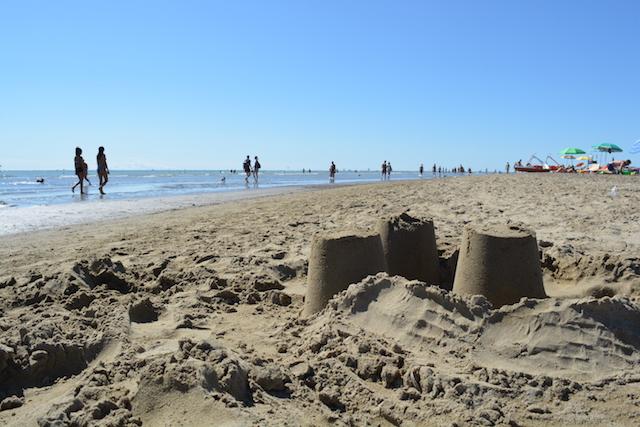 caorle spiaggia levante