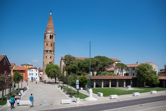 caorle cattedrale