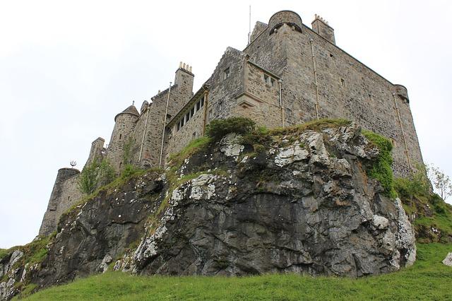 Duart Castle Scozia