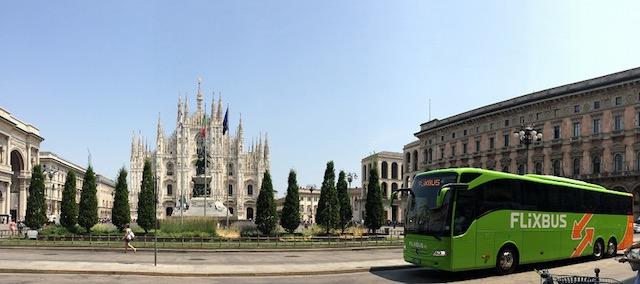 viaggi low cost bus