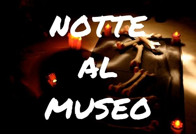 notte al museo milano