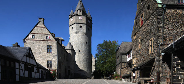 ostelli in castello