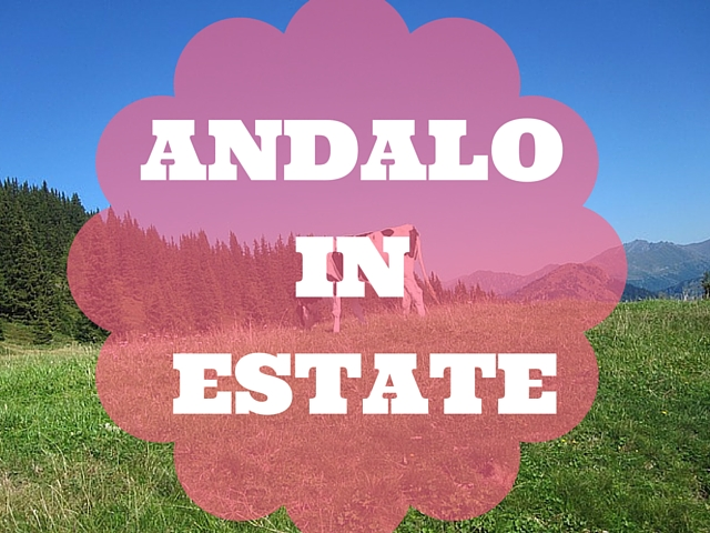 andalo in estate
