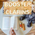 Booster Clarins, il segreto di bellezza