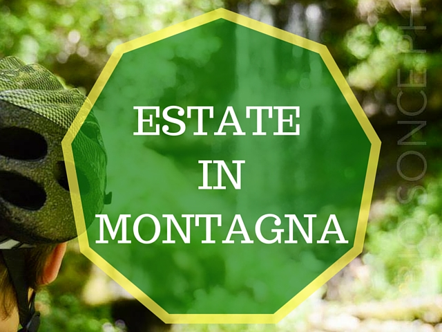 ESTATE IN MONTAGNA