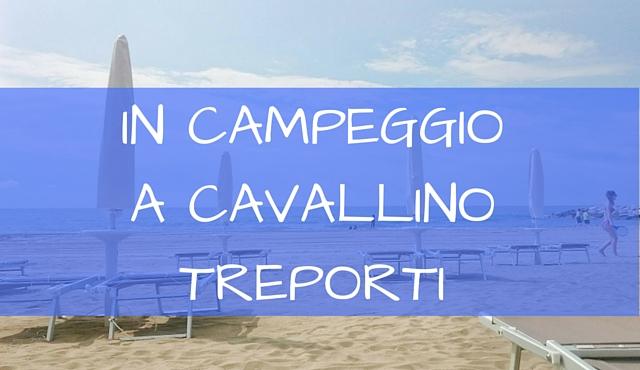 vacanza in campeggio a venezia