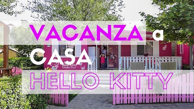 vacanza campeggio hello kitty